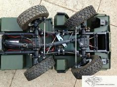 Rc Cars And Trucks, Cool Trucks, Cool Cars, 6x6 Truck, E Motor, Benne, Karts, Rc Autos, Suspension Design