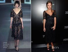 Adele Exarchopoulos In Louis Vuitton – 2014 National Board Of Review Awards Gala