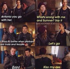 One of the best scenes! Lindsay's the only one who will ever stand up to Voight