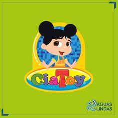 A Cia Toy é o paraíso das crianças. Traga seu pequeno pra cá!