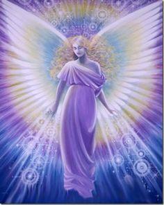 """10 - ALADIAH du 6 au 10 Mai Aladiah est un Chérubin gouverné par l'Archange Raziel et son nom signifie : """" Dieu Propice"""" ou """" Dieu Prompt à Secourir """". Aladiah dispense, à ceux qui en font la..."""
