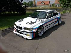 BMW E36 M3, Rocket Bunny, Breitbau, Wide Body, E36 Coupe, Matt weiss, M-Design My Dream Car, Dream Cars, Bmw M3, E36 Coupe, Honda Crx, Wide Body, Bmw 3 Series, Bmw Cars, Custom Cars