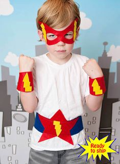Favors - Superhero Mask
