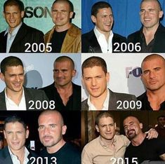 Captain Cold/Michael Scofield/Wentworth Miller and Heatwave/Lincoln Burrows/Dominic Purcell Michael Scofield, Captain Cold And Heatwave, Prison Break 3, Lincoln Burrows, Wentworth Miller Prison Break, Mick Rory, Leonard Snart, Dominic Purcell, Sarah Wayne Callies