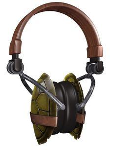 Teenage Mutant Ninja Turtles Headphones!