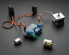 Overview | Arduino Lesson 16. Stepper Motors | Adafruit Learning System
