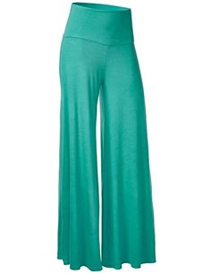 MBJ Women's Chic Palazzo Lounge Pant S JADE Made By Johnny http://www.amazon.com/dp/B00NQFK84Y/ref=cm_sw_r_pi_dp_L4havb0CSB1S2