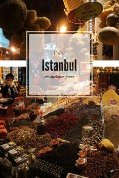 Visite d'Istanbul en plein hiver: récit de notre escapade en Turquie le temps d'un week-end prolongé. Visite du souk, les marchés, mais aussi balade dans la ville, Haga Sofia, la mosquée bleue, le grand palais ou encore la basilique souterraine. City guide pour découvrir Istanbul en quelques jours