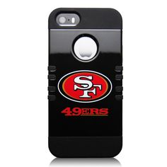 49ers San Francisco Football New Black Apple iPhone 6S Plus Case by Mr Case