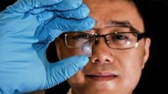 A new graphene-based image sensor developed at Nanyang Technological University (NTU) in Singapore is 1,000 times more sensitive to light than existing CMOS or CCD image sensors.