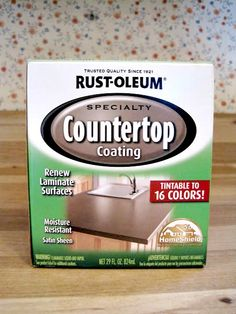 Rustoleum Painted Countertops and Floors: Months Later