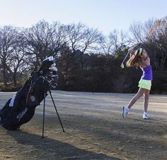 every swing gets you closer to the hole. | ivivva Dallas