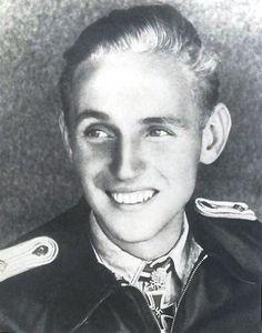 Luftwaffe ace Enrich Hartmann