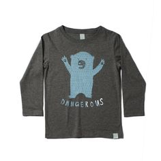 minti | dangerous bear tee think this will make a great gift for my grandson!