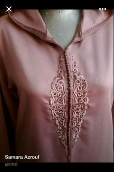Kaftan Abaya, Love Couture, Moroccan Caftan, Embroidery Suits, Collar Pattern, Kurta Designs, Mode Hijab, Indian Designer Wear, Traditional Dresses