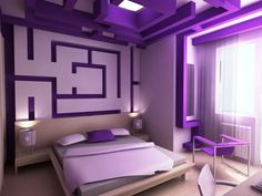 Girls Bedroom Decorating Ideas Purple Beautiful | Home Design Insides Ideas