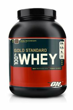 Optimum Nutrition 100% Whey Gold Standard, Chocolate Malt, 5 Pound by Optimum Nutrition. $52.99. Amazon.com Product Description      GOLD STANDARD 100% WHEY, Chocolate MaltNutrition InformationGold Standard 100% WheyAt a Glance:World's best-selling whey proteinHigher pure protein percentageFast-acting Hydrowhey peptidesProvides whey protein microfractionsOver 4 grams of glutamine and precursorsInstantized to mix with a spoonGrams of BCAAs: 5.5Milligrams of enzym...