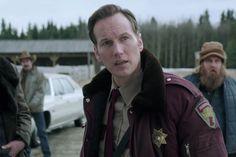 Patrick Wilson in Fargo Season 2