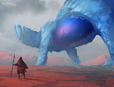 ArtStation - Arctic (Giant 1), Tomasz Kwiatkowski