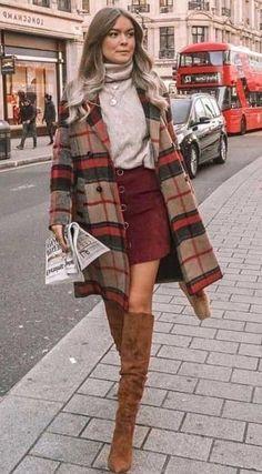 Spring Fashion Casual, Spring Dresses Casual, Winter Fashion Outfits, Look Fashion, Autumn Fashion, Dresses For Winter, Vintage Winter Fashion, Sporty Fashion, Summer Fashions