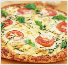 south beach diet pizza