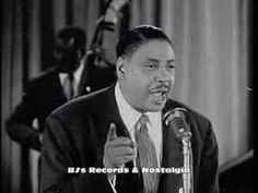 BIG JOE TURNER. Shake, Rattle & Roll. Live 1954 Performance from Rhythm & Blues Revue