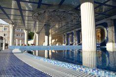 Daj się rozpieścić cudownym basenom.... :) Rajskie Teplice