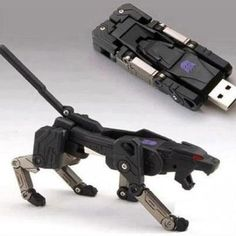Transformers:  Ravage EH EH EH EH GIMME GIMME GIMME