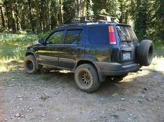 CRV lift kit or bigger tires? off roadin - Page 19 - Honda-Tech:
