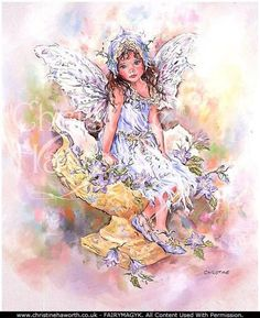 Daydreaming Magic Faerie Poppet