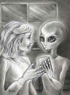 Kesara Art // alien gifts | Flickr - Photo Sharing!