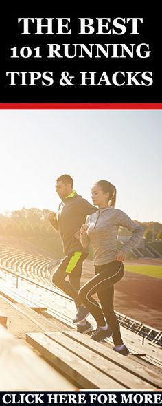 If you're serious about becoming the best runner you can be, then you're in the right place.  In today's post, dear reader, I'm sharing with you more than 100 running tips to help make your workout routine a complete success  The 101 Best Running Tips and Hacks of All Time http://www.runnersblueprint.com/best-running-tips-and-hacks-of-all-time/ #Running #Fitness #Tips