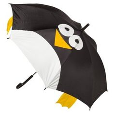 Totes Penguin Critter Umbrella