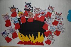 Výsledek obrázku pro náměty do vv San Antoni, Diy And Crafts, Arts And Crafts, Christmas Crafts For Kids, Winter Time, Diy For Kids, Baby Knitting, Halloween, Creative