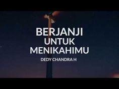 BERJANJI UNTUK MENIKAHIMU OLEH Dedy Chandra H - YouTube Muslim Quotes, Islamic Quotes, Me Quotes, Qoutes, Quotes Lucu, Hijab Cartoon, Self Reminder, Alhamdulillah, Love Letters
