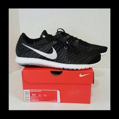 hot sale online 6ce89 9b4a0 Shop Women s Nike Black Gray size 11 Athletic Shoes at a discounted price  at Poshmark. Description  size 11 in men s. brand new still in the box.
