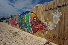 Street Art Playa del Carmen Mexico
