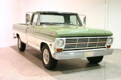 1968 Ford F250 Camper Special - Original Unmolested Truck in Superb Condition