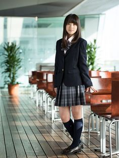Japanese school uniforms are much underplayed in fashion. making them may not be the case but they are fahionable non the less