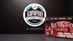 2015 Panini Certified Football Hobby Box Break  Sports Cards, Football Cards