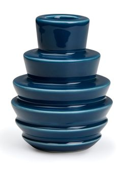 Kähler - Cono lysestage #inspirationdk #blå #blue