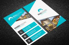 Real Estate Business Card 47