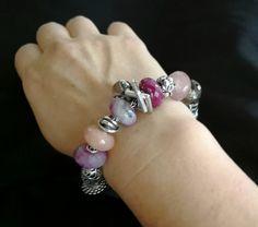Amber Stone, Pandora Charms, Copper, Charmed, Beads, Bracelets, Jewelry, Beading, Jewlery