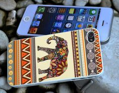 elephant iPhone 4 4S iPhone 5 5S 5C and Samsung by bober2case, $14.89