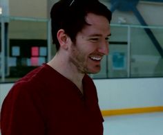 He ice skates? Hmmm....not one thing I don't love about this man
