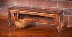 William Sheppee Merchant's Andaman Wood Kitchen Bench & Reviews | Wayfair