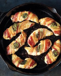 Bacon-Wrapped Chicken Tenders - Martha Stewart Recipes