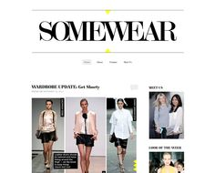 Blog to Watch: Somewear