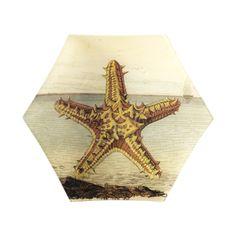 ***For the Beach - John Derian Company Inc — Gold Starfish