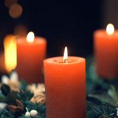Pillar Candles, Vacation, Candles